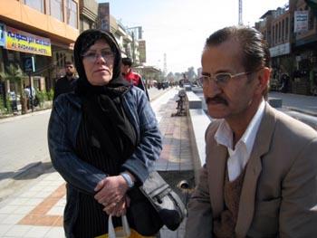 ادعاء السيد تيمور ختاروزوجته السيدة ختار الى الجهات القضائية في العراق