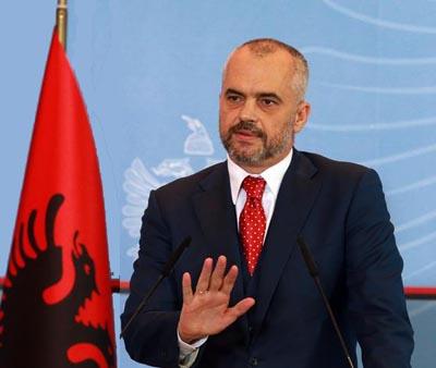 نامه سرگشاده خانم زهرا معینی به آقای ادی راما نخست وزیر کشور آلبانی