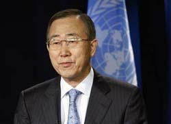 Rights Group Raps UN Chief's Appeal