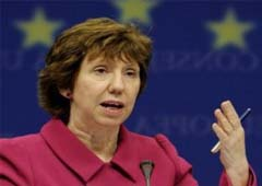 EU foreign policy chief Catherine Ashton has reportedly turned down repeated requests and demands by the few advocates of the anti-Iran terrorist Mojahedin-e Khalq