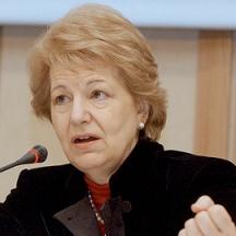 البارونة ايما نيكلسون: اوروبا لا تريد منظمة خلق لتاريخها السيء