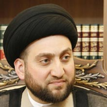 Head of the Islamic Supreme Council of Iraq Ammar al-Hakim