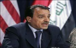 الحكومة العراقية جادة بإخراج منظمة خلق الارهابية