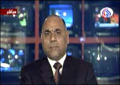البياتي قال ايضا ان عناصر زمرة خلق يسعون الى خلق حالة من التازيم بين العراق وجيرانه وهو ما يتعارض مع السياسة الوطنية للبلد
