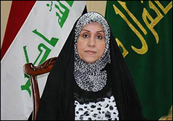 "Majeda al-Tamimi MP: ""Removing the Mojahedin Khalq organization from the list of international terrorists disregards the blood of the victims"""