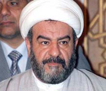 Abdulhalim al-Zahiri ;senior advisor to the Iraqi prime minister