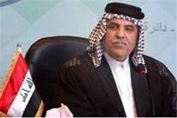 Jamal al-Battikh, member of the Iraqiya White bloc