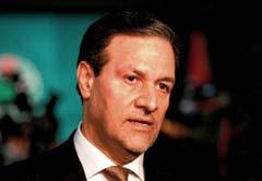 Iraqi government spokesman Ali al-Dabbagh