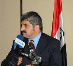 Hamid Murad, president of the Iraqi Human Rights Society in the U.S