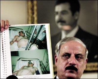 ژنرال طاهر الجلیل الحبوش رئیس سازمان اطلاعات و امنیت صدام