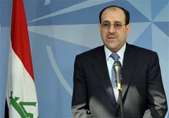 Maliki complains about US-insurgents meeting