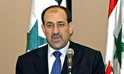 Maliki: Iraq won't Be Used to Threaten Neighbors