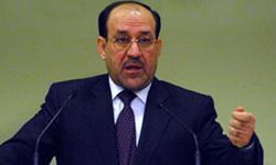 المالكي أكد لبايدن تمسك العراق بإخراج منظمة خلق