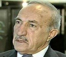 Dr. Mahmoud Othman, leading member of the Kurdistan Coalition