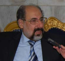 Chairman of the Commission on Security and Defense