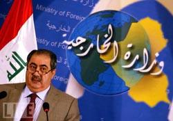 زيباري يشدد على الإسراع بنقل عناصر خلق من العراق