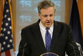 US State Department spokesman Ian Kelly