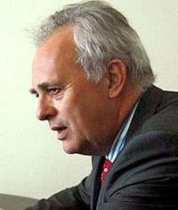 لرد مالوچ براون سخنگوی دولت در مجلس اعیان بریتانیا