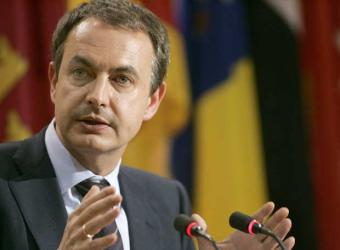 President of the Government of Spain MR. JOSE LUIS RODRIGUES ZAPATERO