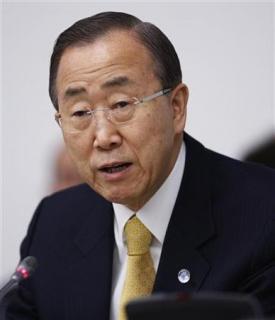 الأمين العام للأمم المتحدة: إخراج منظمة خلق خيار عراقي
