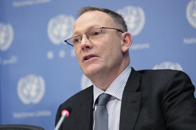 Open Letter to Mr. Ben Emmerson, the UN special rapporteur on human rights