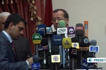 بغداد تحذر الامم المتحدة من عدم الالتزام بالاتفاق حول نقل عناصر خلق