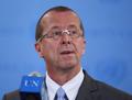 كوبلر يؤكد التزام الأمم المتحدة ب مذكرة التفاهم بشأن معسكر أشرف