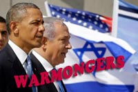 US-Israel Wage War on Iran in Syria
