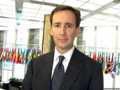 U.S. State Department Persian spokesman Alan Eyre
