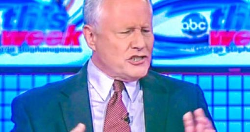 Kristol objection to foreigners with American blood on their hands,highly selective