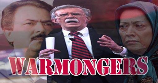 Mojahed Khalq Brother John Bolton has a memory lapse