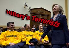 Hillary's Terrorists