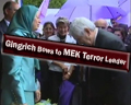 Is Newt Gingrich Supporting Terrorism?