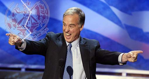 Howard Dean Says He's Not a Lobbyist But He Sure Acts Like One