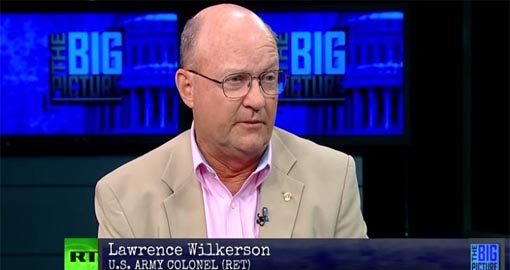 Col. Lawrence Wilkerson: Using Al-Qaeda To Fight ISIS Is Crazy And Dangerous