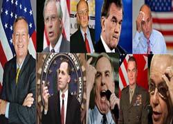 شادی منافقین آمریكایی از پیروزی جمهوری خواهان کنگره