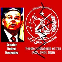 More on Senator Menendez's favorite (ex?) terrorist group and the insanity of neocon policy in the Mideast