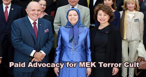 Trump's MEK version of events won't secure victory against Iran, lets ISIS off the hook