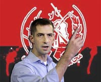 Not The Onion: Tom Cotton Befriends Radical Marxist Muslim Cult