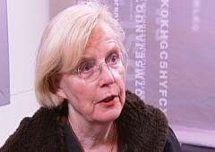 Norwegian Religious historian and Middle East expert Kari Vogt