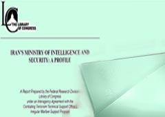 گزارش «۳۰ هزار جاسوس ایران» از دسترس خارج شد