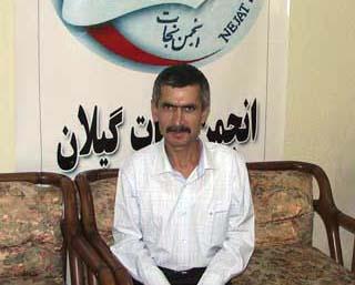 تبریک و شادباش به علی برزگر عضو رهاشده از چنگال رجوی
