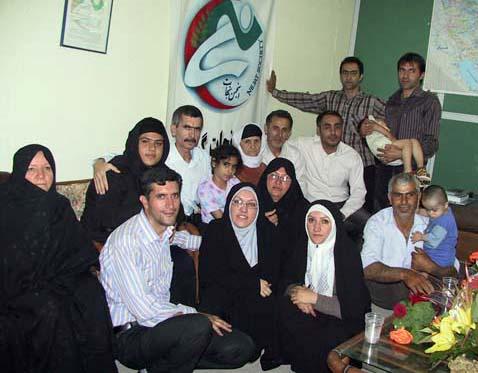 Mr. Ali Barzegar, a former member of MKO/MEK/PMOI, returned home after twenty years of membership in the organization