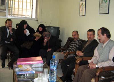 On the return of Mr. Mohammad Baqer Keshavarz