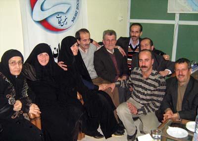 صحبتهای محمد باقر کشاورز در جلسه بازگشت به آغوش خانواده - قسمت دوم