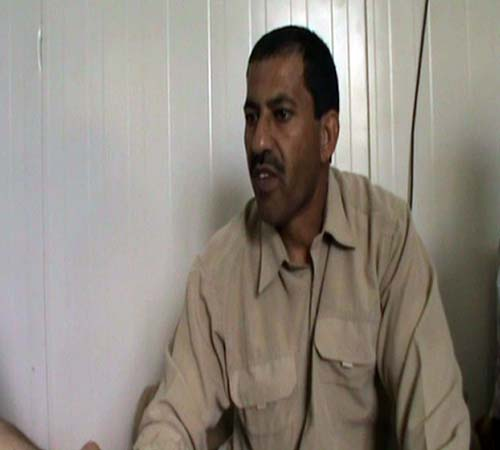 Mr. Alamdar Shaygan, escaped the MKO terror group after 22 years