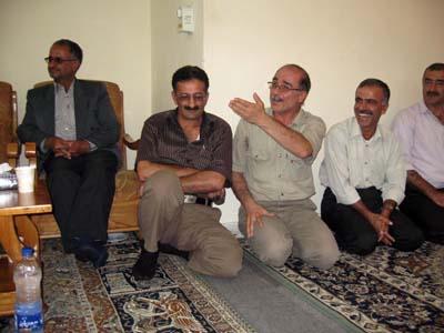 بازگشت آقایان محمدرضا گلی اسکاردی و عین الله شعبانی