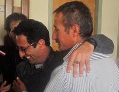 بازگشت آقای مجید محمدی به آغوش خانواده