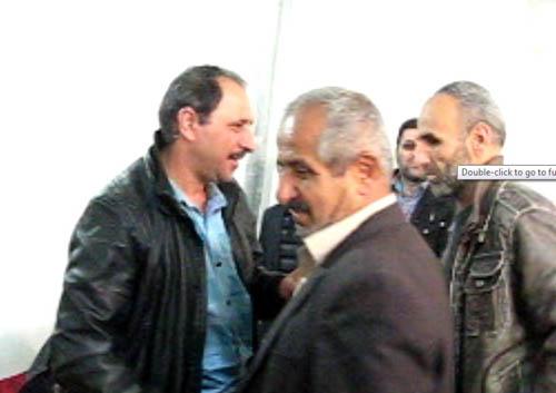 بازگشت آقای علی اصغر باباپور به کانون گرم خانواده