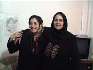 Mrs. Marzieh Qorsi joined her beloved son